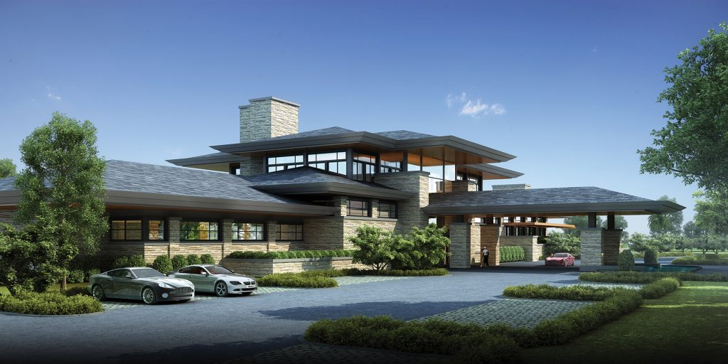 Azure Beach Golf Clubhouse