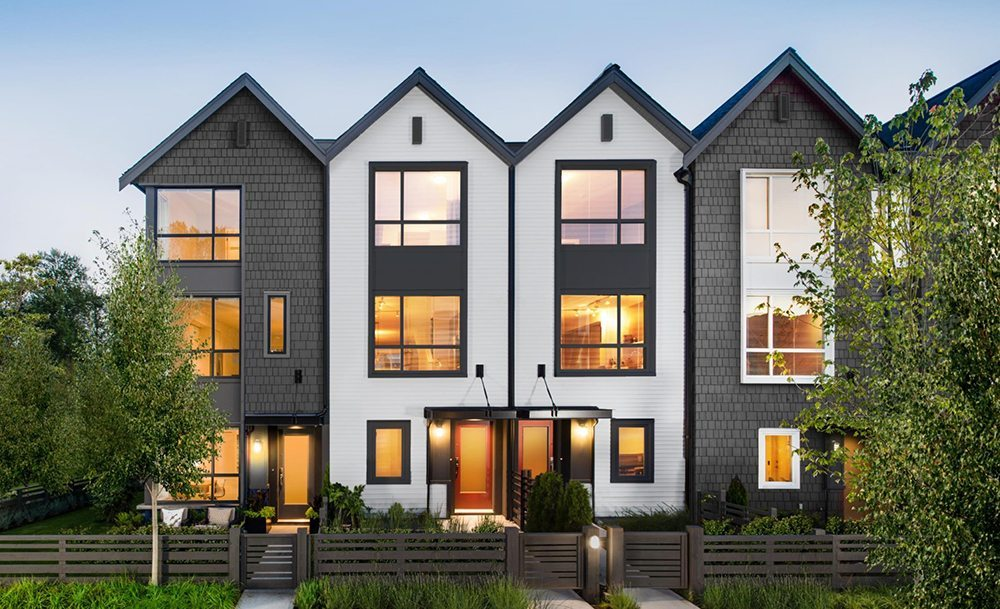 Clayton Market Townhomes